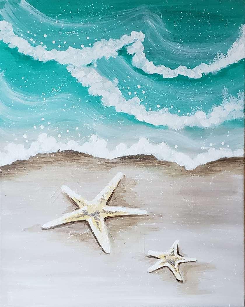 Beach Treasure: Starfish
