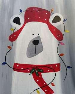 Bearly Chillin