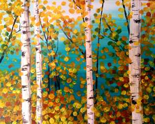 Beautiful Birch