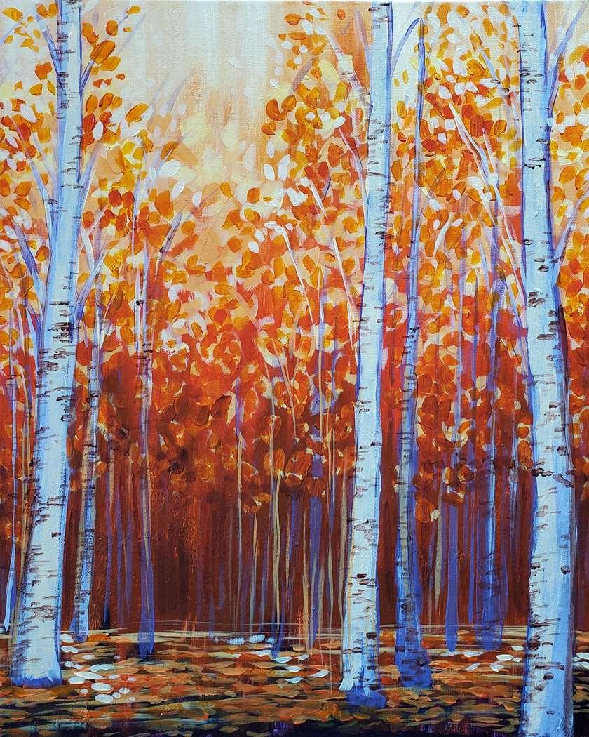 Beautiful NEW painting!