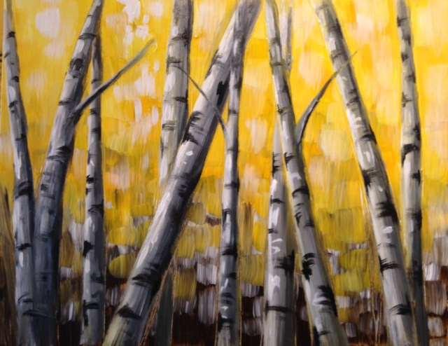 Birch Nouveau