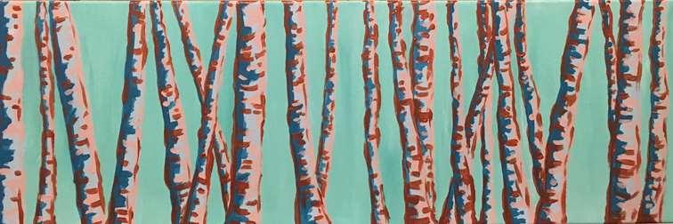 Birchwood Forest Twilight