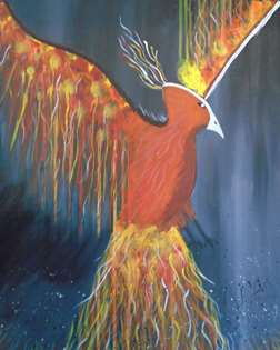 Bird on Fire