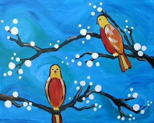 Birdie Afternoon