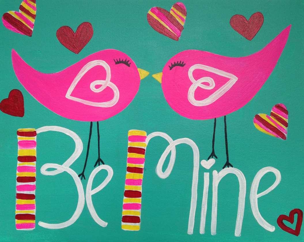 Birdie Be Mine