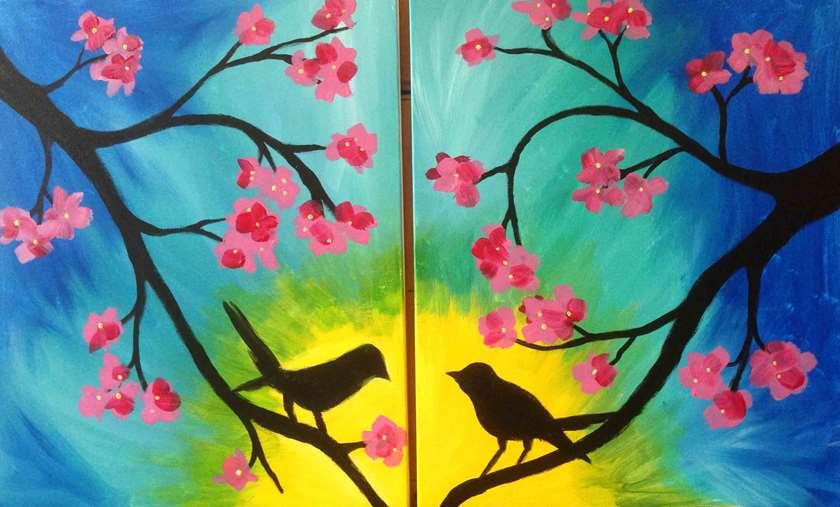 Birds Date Night
