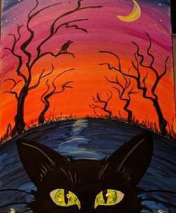 Black Cat's Path