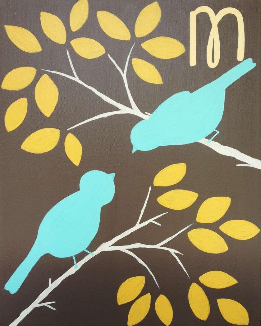Blissful Birds