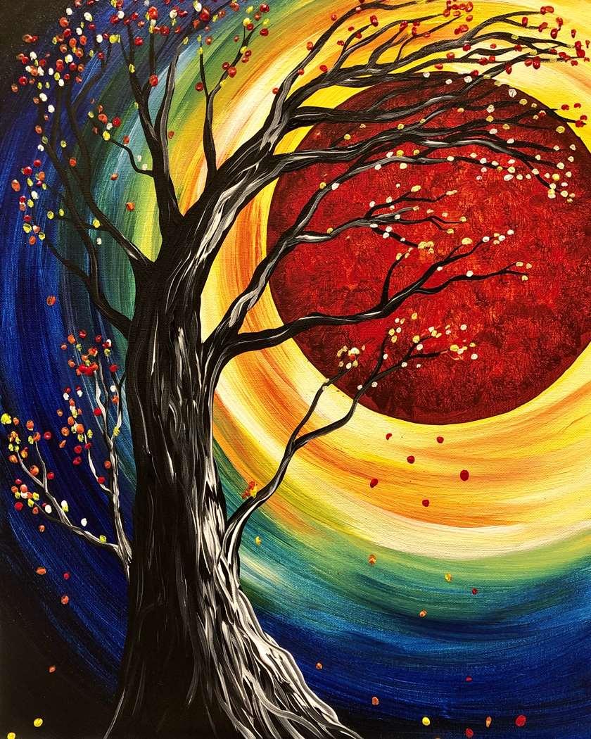 Blood Moon Prophecies