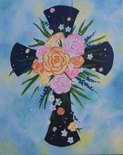 Blooming Cross
