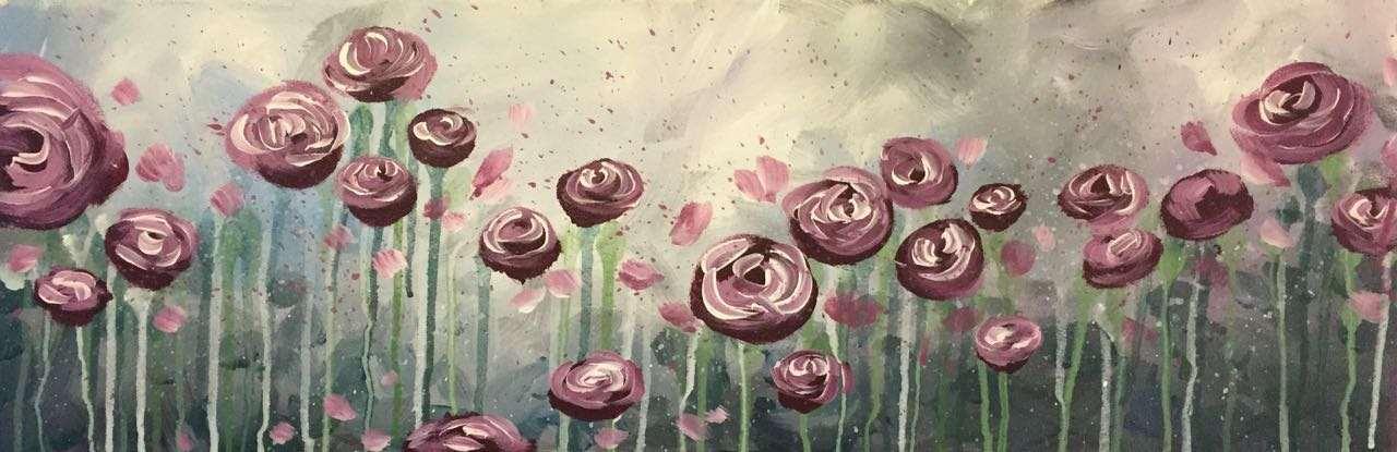 Blooming Violet