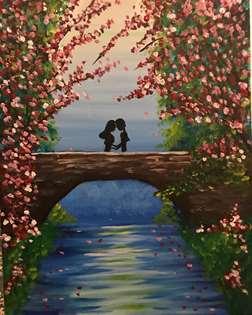 Blossoming Bridge