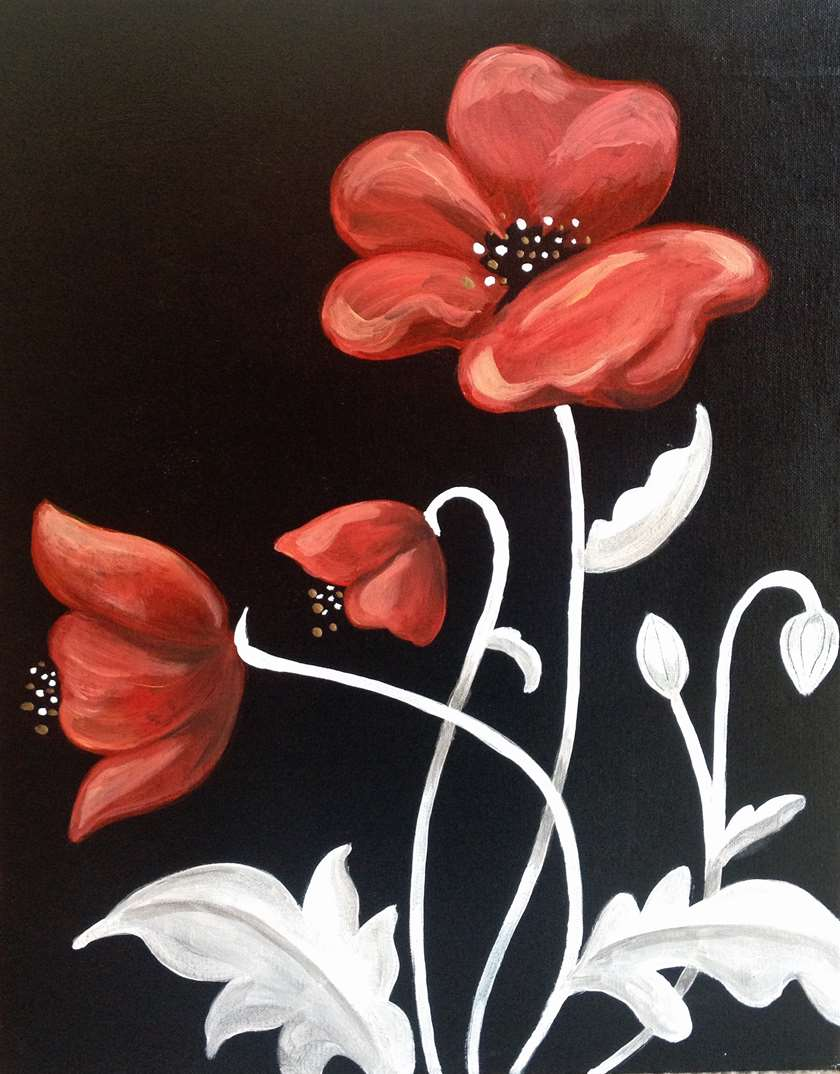 Blossoming Elegance