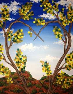 Blossoming Heart