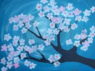 Blossoms Galore!