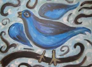 Blue Bird - El Pajaro Azul