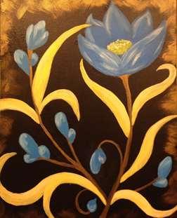 Blue Elegance