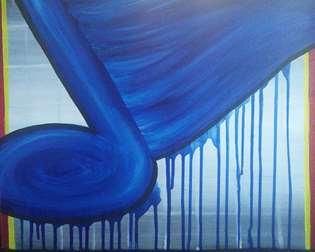 Blue in St. Lou