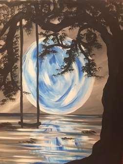 Blue Moonlight