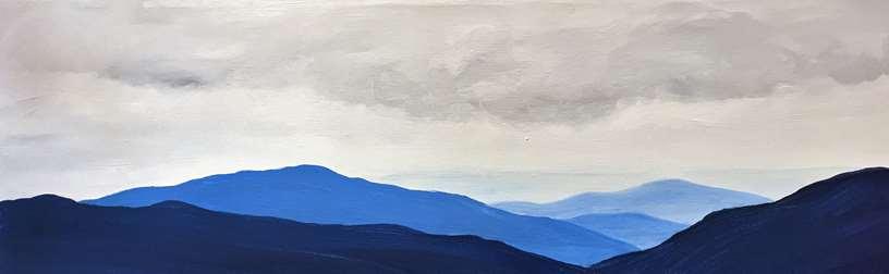 Blue Ridge Mountains