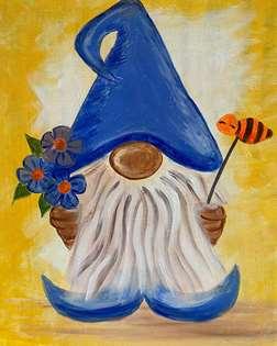 Blumen Gnome