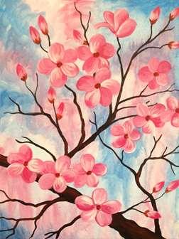 Blushing Branch