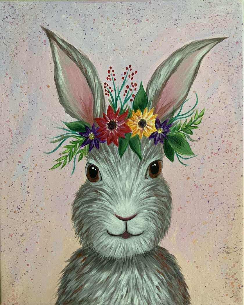 Boho Bunny