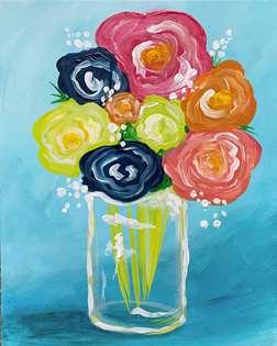 Boisterous Blossoms