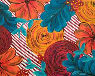 Bold Blossoms