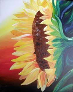 Bold Sunflower