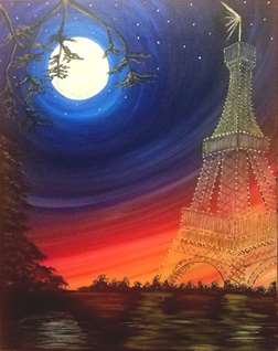 Bonne Nuit a Paris