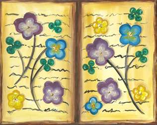 Book of Blossoms