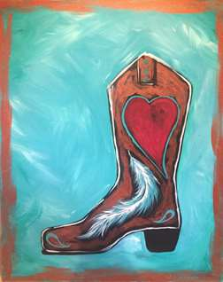 Boot Love - Choose Your Own Colors
