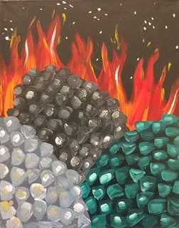 Born in Fire