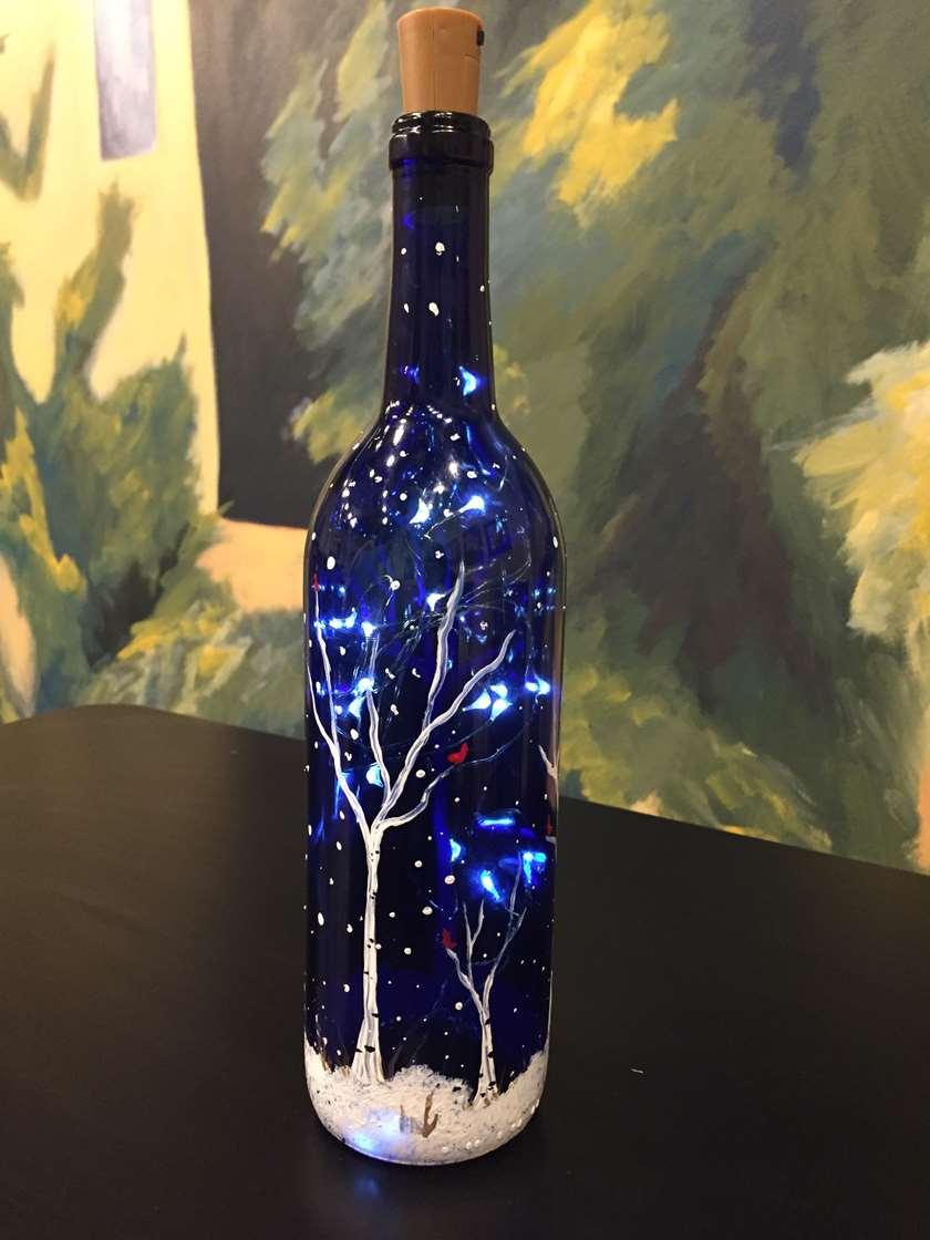 Bottled Snow