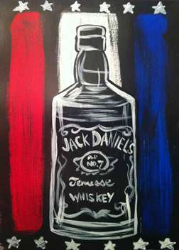 Bourbon Night - Jack Daniels