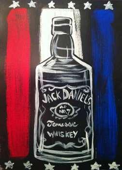 Bourbon Night - Jack Daniels