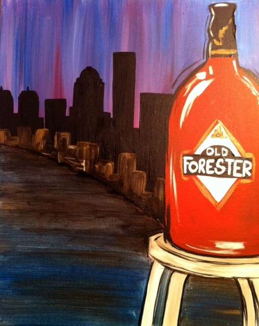 Bourbon Night - Old Forester