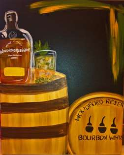 Bourbon Night - Woodford Reserve