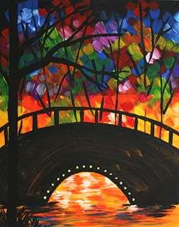 Bridge at Twilight