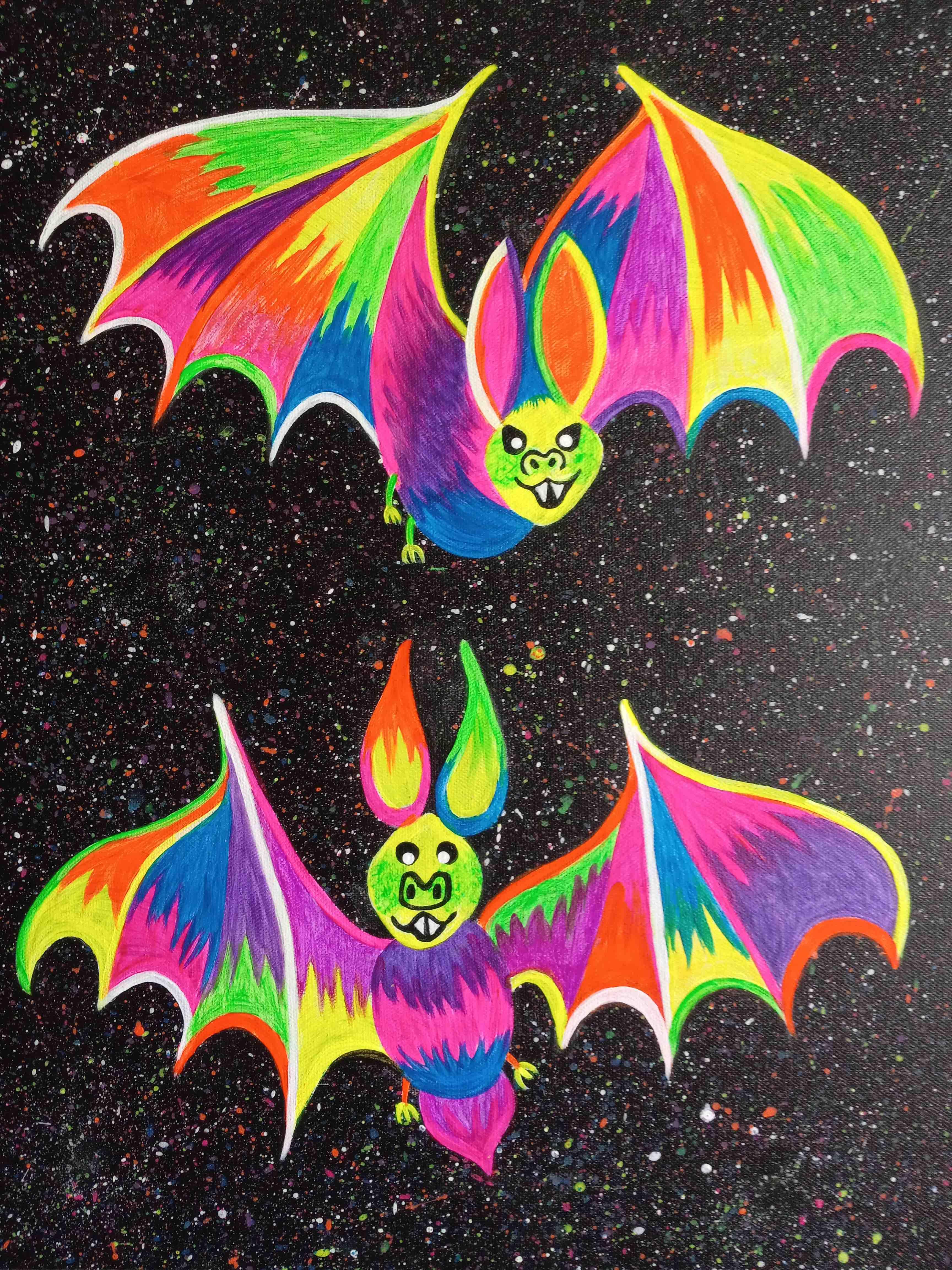 Bright Bats