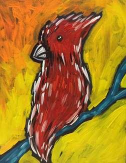 Bright Cardinal