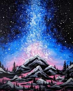Bright Mountain Peak