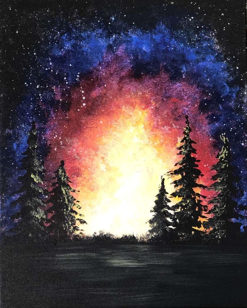 Brilliant Nightfall