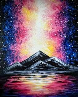 Brushless Galaxy Reflection