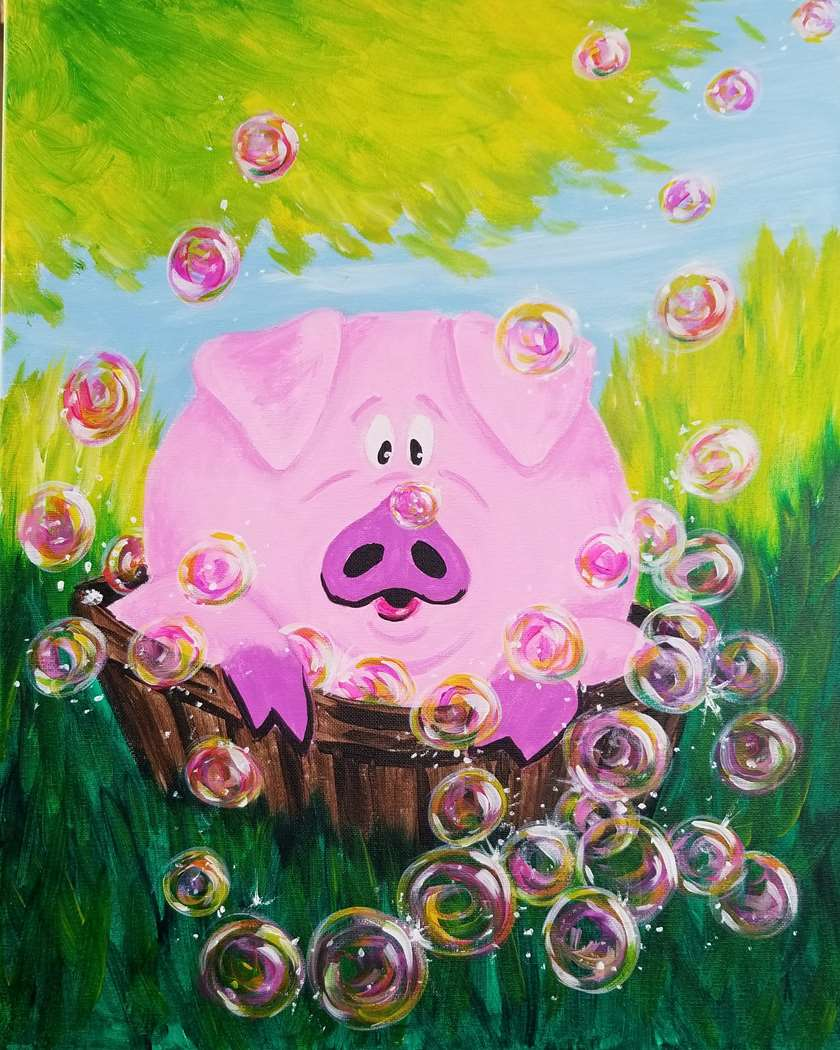 Bubblegum Bubble Bath
