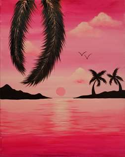Bubblegum Sunset