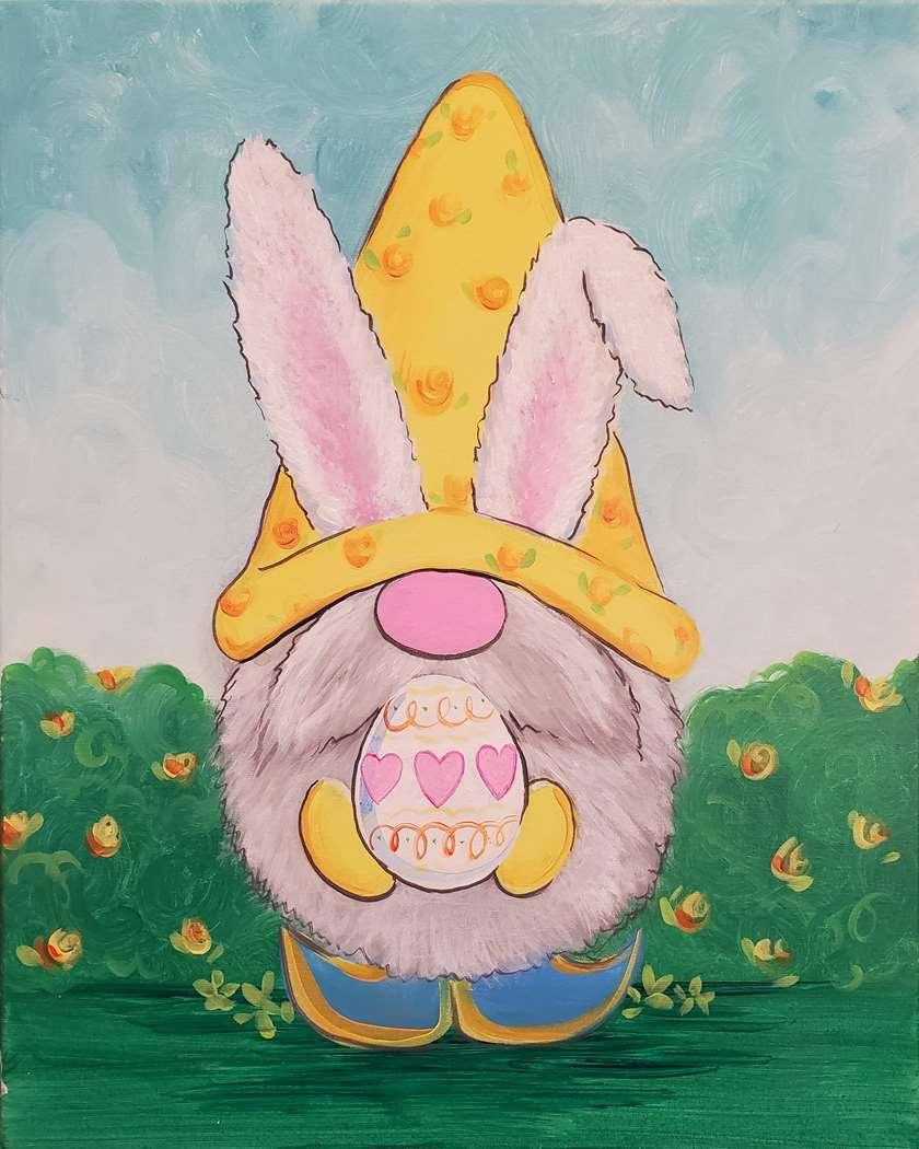 Bunny Gnome