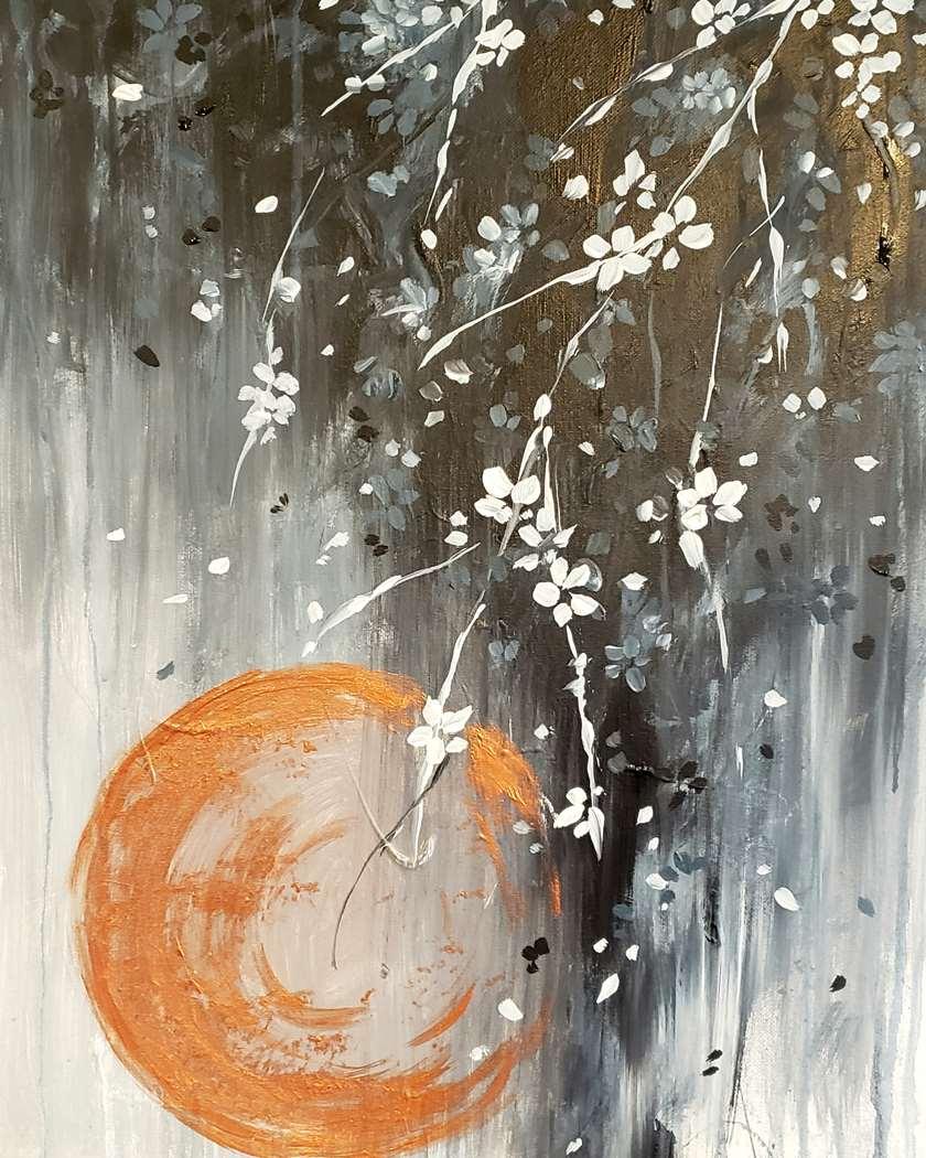 Burnished Moon
