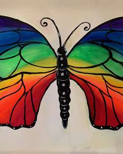 Butterfly Pride